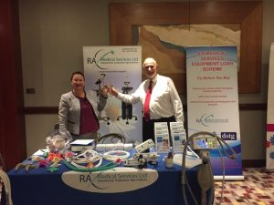 Janet & Chris Pickles recently attended a 'Sedation in Dentistry' Study Day